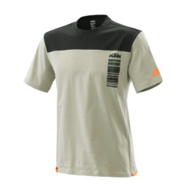 KTM PURE STYLE TEE GREY