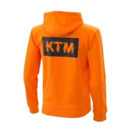 KTM KIDS RADICAL ZIP HOODIE