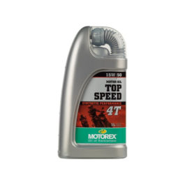 MOTOREX TOP SPEED SYNTH 4T 15/50 1 LITRE
