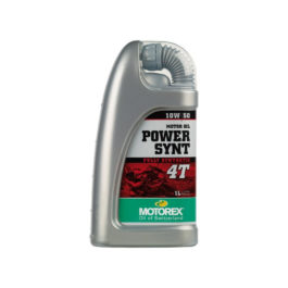 MOTOREX POWER SYNT 4T 10/50 1 LITRE