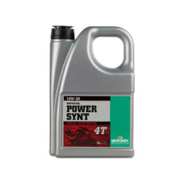 MOTOREX POWER SYNT 4T 10/50 4 LITRE