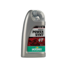 MOTOREX POWER SYNT 4T 10/60 1 LITRE