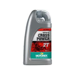 MOTOREX CROSSPOWER 2T 1LITRE FC/TC SYNTH