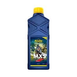 PUTOLINE MX 5 TWO STROKE OIL 1 Litre