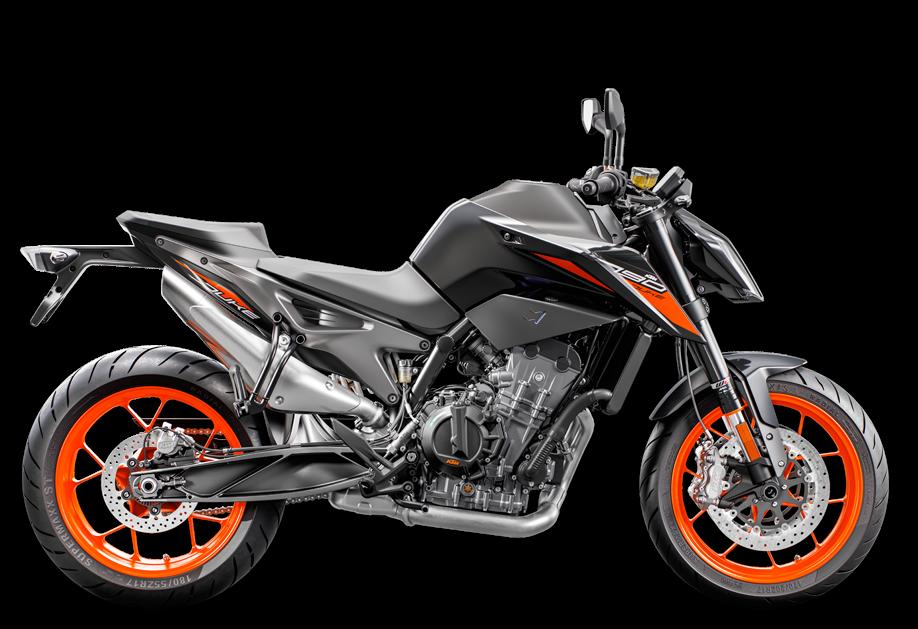 KTM 790 DUKE 2020 BLACK