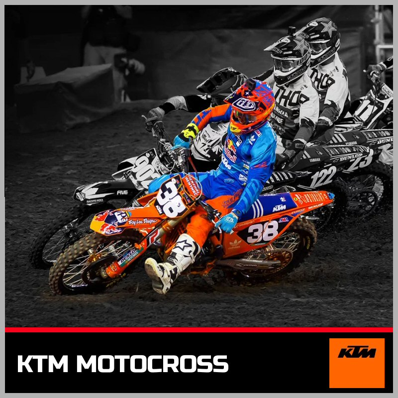 KTM MOTOCROSS