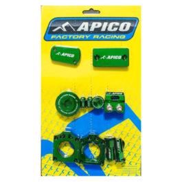 FACTORY BLING PACK KAWASAKI KX250F 11-20, KX450F 09-18 GREEN